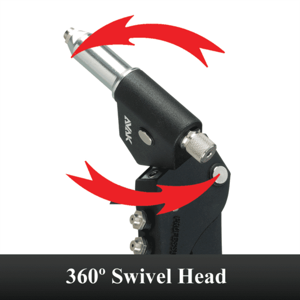 Rotated Sh360 Swivel Head